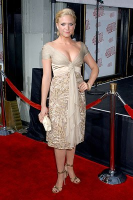 Premiere: Brittany Snow at the LA premiere of 20th Century Fox's John Tucker Must Die - 7/25/2006