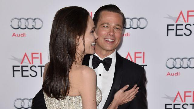 Brad Pitt Talks Marriage and Children: 'Angie and I Were Aiming for a Dozen' Kids