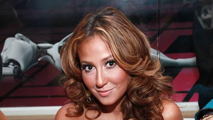 Adrienne Bailon Svedka Party