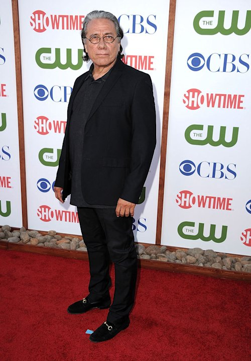 Edward James Olmos of &quot;Dexter&quot; attends the CBS, The CW, and Showtime 2011 Summer TCA Party at The Pagoda on August 3, 2011 in Beverly Hills, California. 