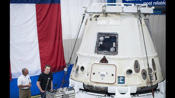 How Private Spaceships Will Inspire Future Generations: Q&A with Paul Kostek