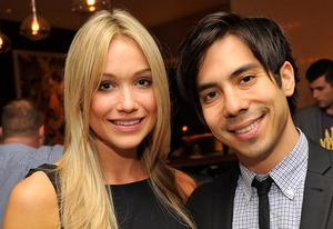 Katrina Bowden and Ben Jorgensen | Photo Credits: Stephen Lovekin/Getty Images