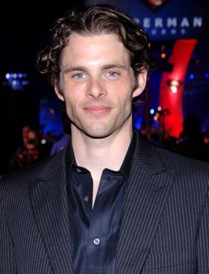 James Marsden at the Westwood premiere of Warner Bros. Pictures' Superman Returns