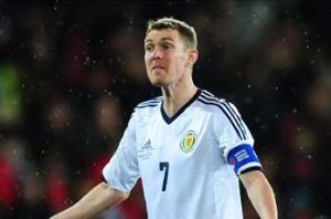 Strachan insists Darren Fletcher will remain 'an intregal part' of Scotland setup