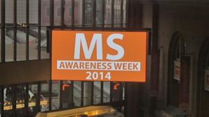 Clear Channel Outdoor and Equity Office Light Boston's South Station Orange to Promote Multiple Sclerosis Awareness