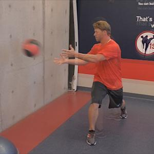 Build Baseball Rotational Power With This Med Ball Circuit