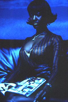 Taral Hicks as Kisha in Belly