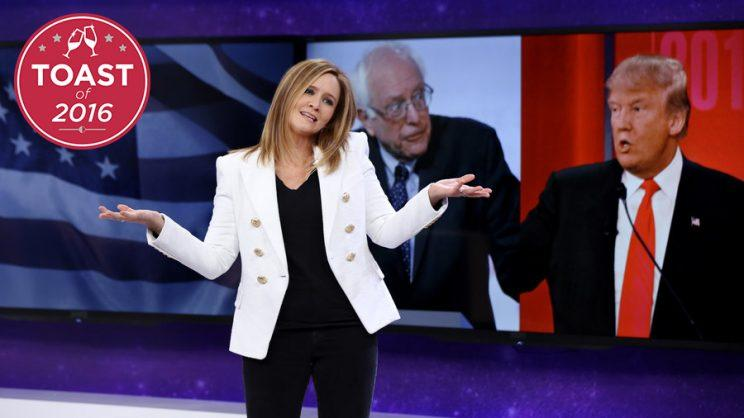 'Full Frontal With Samantha Bee': Behind the Scenes of Five of the Show's 2016 News Hits