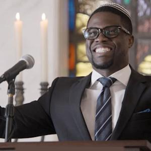 The Struggle Is Real for Kevin Hart in Hilarious 'The Wedding Ringer' Outtake