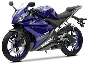 Yamaha YZF-R125 basic project 250cc