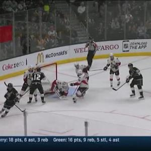 Andrew Hammond Save on Dustin Brown (06:41/1st)