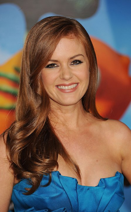 Rango LA Premiere 2011 Isla Fisher