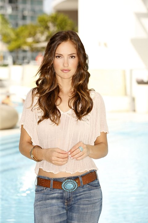 Minka Kelly stars as Eve French in &quot;Charlie's Angels.&quot; 
