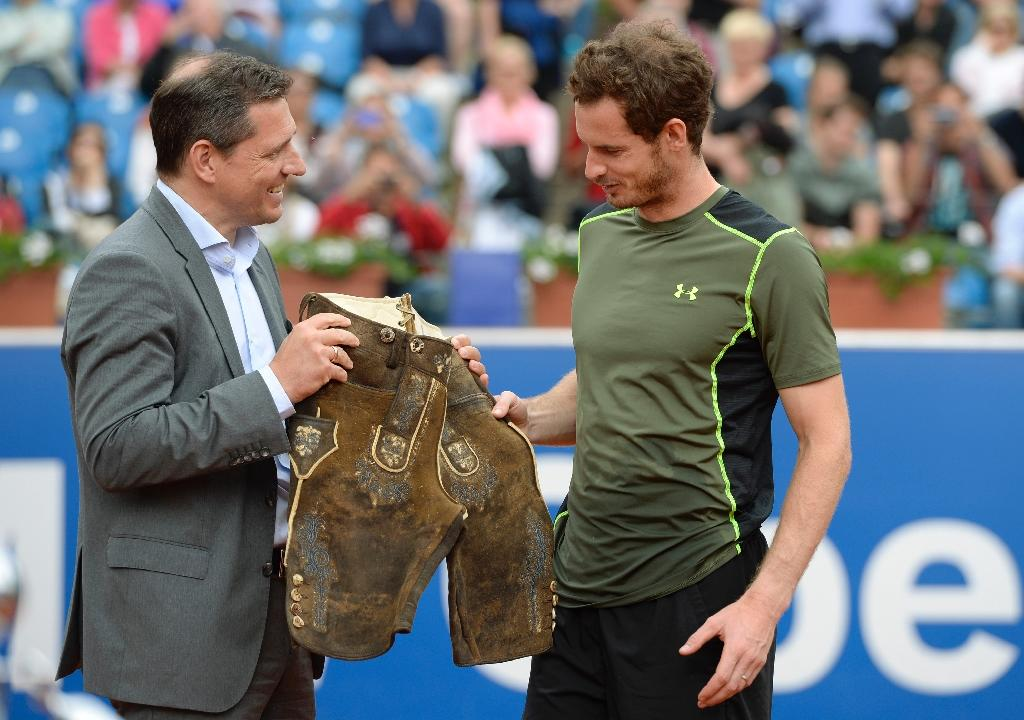 Murray consolidates third place in ATP rankings