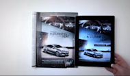 Why The Digital/Real Life Split is an Illusion for Marketing image Lexus digital and print ad 300x175