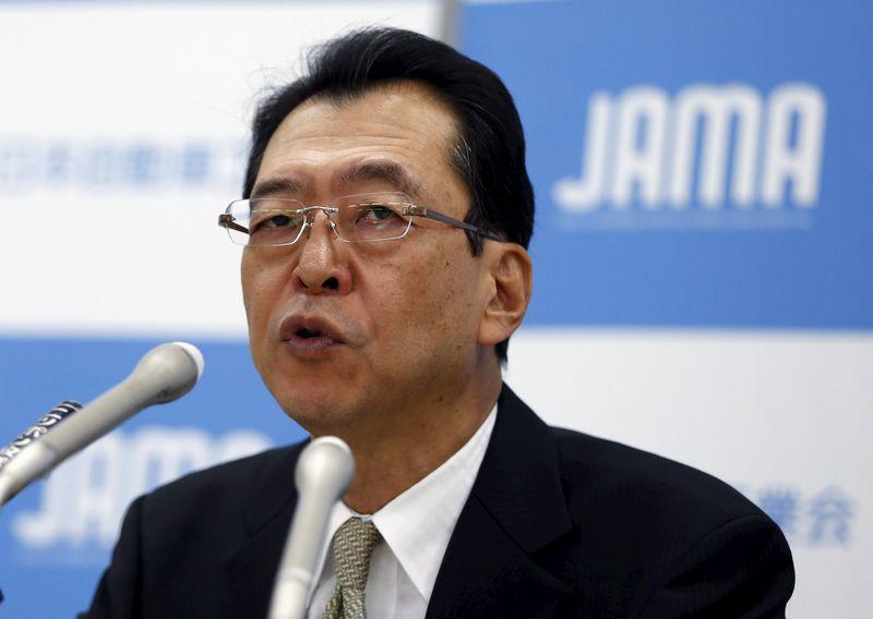 Japan auto lobby chief: hopes for report on Takata problems by year-end