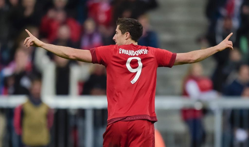 Polish hot-shot Lewandowski relishing Bayern-Dortmund clash