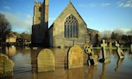 &#39;Extreme Rain&#39;: UK Warned Over Flood Risk