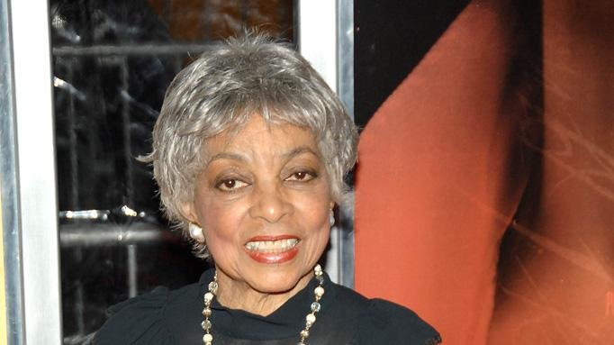For Colored Girls 2010 NY Premiere Ruby Dee