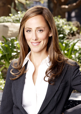 "Kim Raver ABC's ""The Nine"""