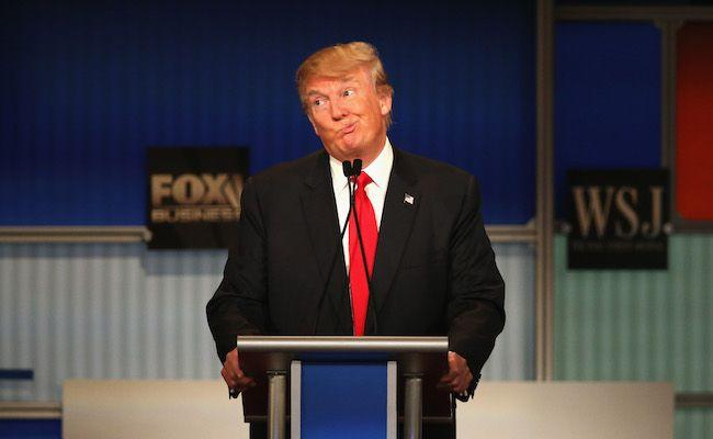 Donald Trump Makes A Public Commitment Regarding The Next Fox News Debate