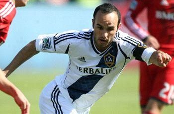 Donovan inks multiyear extension with Galaxy