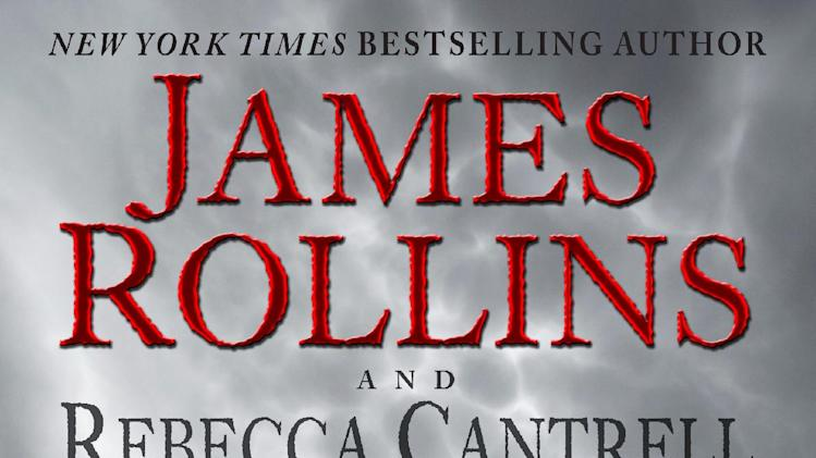 "This book cover image released by William Morrow shows ""The Blood Gospel,"" by James Rollins and Rebecca Cantrell. (AP Photo/William Morrow)"