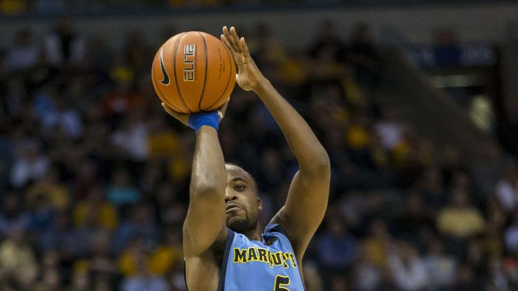 NCAA Basketball: Syracuse at Marquette