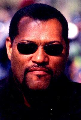 Laurence Fishburne in DreamWorks' Biker Boyz