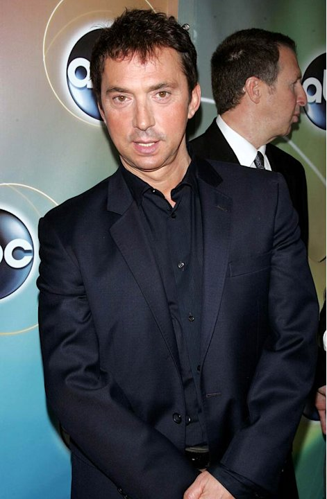 Bruno Tonioli at the ABC Upfront 2006-2007.