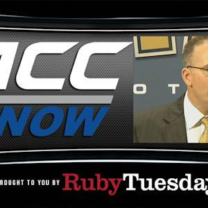 Pitt Introduces New Football Coach Pat Narduzzi | ACC Now