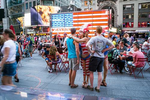 'Times Square Commons' Plan Gets Backing From Task Force