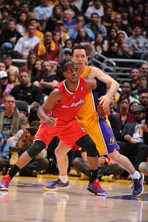 Clippers rout Lakers 125-101, clinch season series
