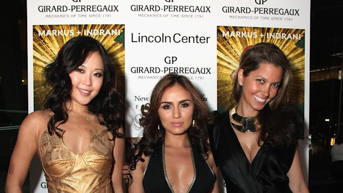 "Markus + Indrani's ""ICONS"" Launch Event and VIP Gala At Lincoln Center"
