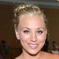 This weekend we spotted a couple of really rather gorgeous plaits out and about and it s sort of inspired us to try it ourselves. First we saw actress Kaley Cuoco