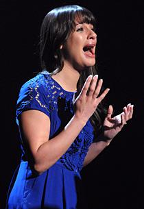 Glee, Lea Michele | Photo Credits: Mike Yarish/Fox