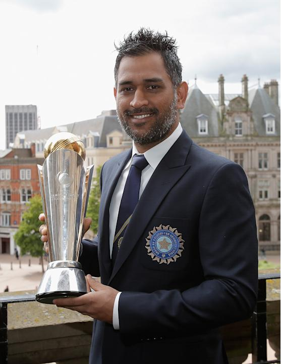ICC Champions Trophy Winners Photocall