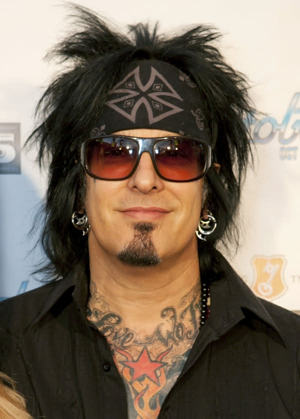 Nikki Sixx Adapting Memoir for Broadway