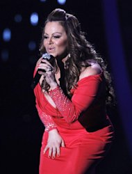 FILE - In this April 26, 2012 file photo, singing superstar Jenni Rivera performs during the Latin Billboard Awards in Coral Gables, Fla. Some final words from the late Mexican-American singer and TV star Jenni Rivera will be out this summer. Atria Books announced Monday, Feb. 18, 2013 it&#39;s publishing a memoir by the multimillion-selling artist, who died in a plane crash in December at age 43. (AP Photo/Lynne Sladky, File)