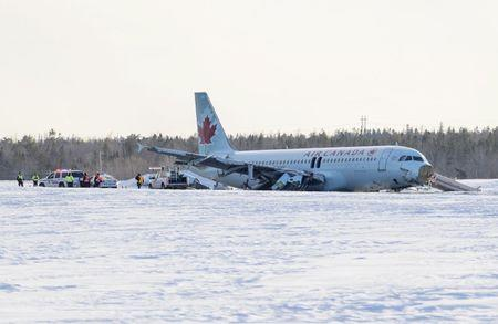 Nova Scotia firm to file lawsuit after Air Canada accident: CBC
