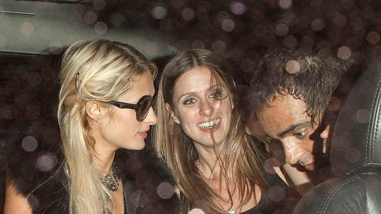 Paris Nicky Hilton Greystone Manor