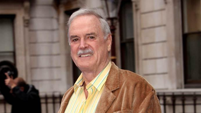 John Cleese Royal Academy