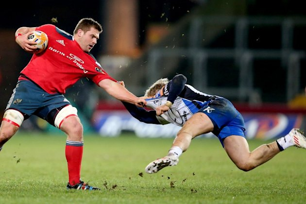 Munster confirm new two-year deal for CJ Stander