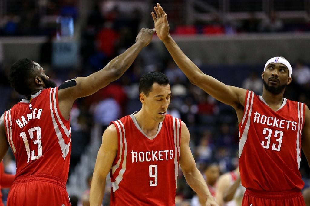 Harden, Howard ignite Rockets in win over Wizards