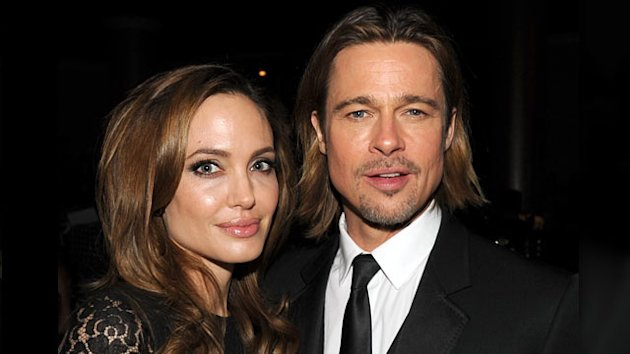 Cheers! Brad Pitt and Angelina Jolie Release Wine