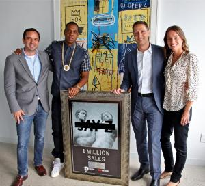 Jay-Z's 'Magna Carta' Officially Platinum - After Much Debate, RIAA Rule-Change