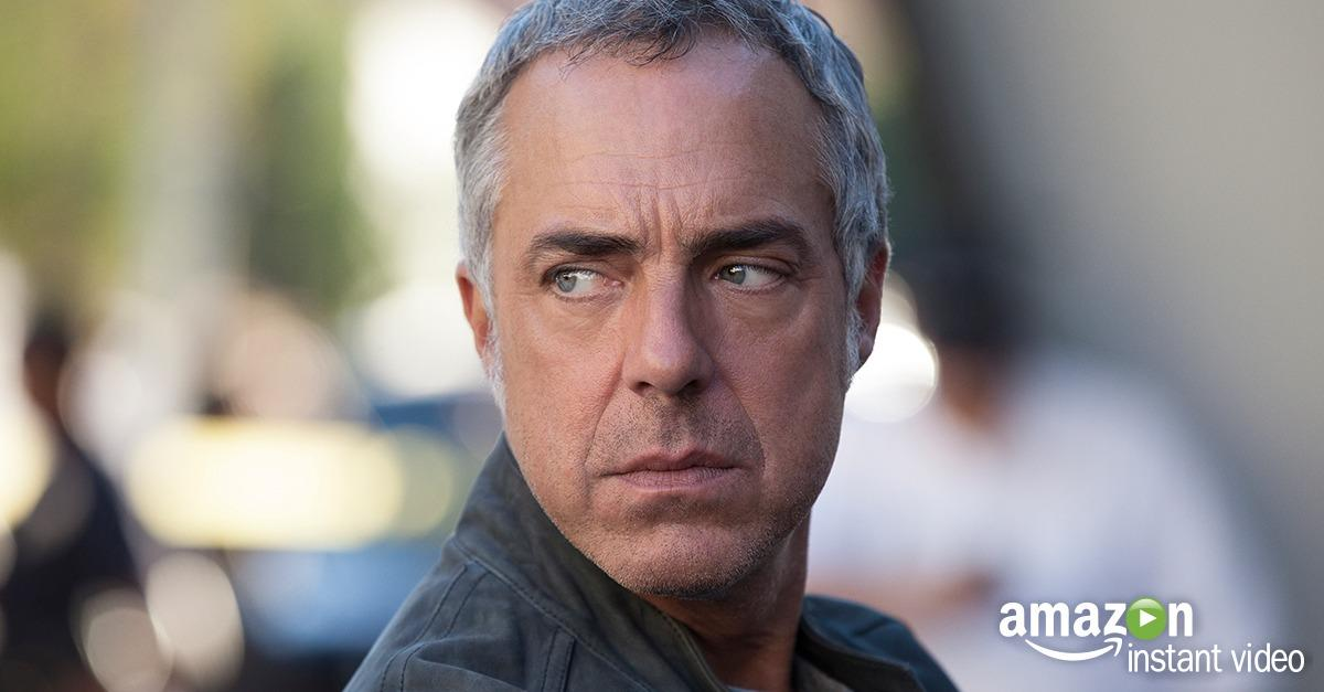 From Lost to Bosch: Titus Welliver is Harry Bosch