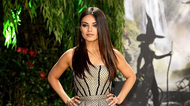 5 Things You Don't Know About Mila Kunis