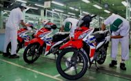 Pasar Motor Masih Akan Merosot