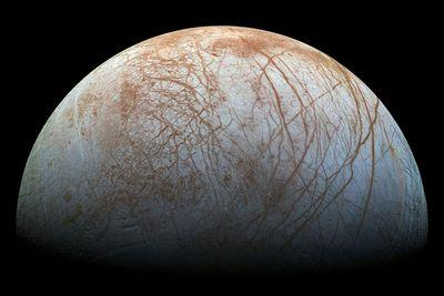 NASA's sending a probe to Jupiter's moon Europa. It might be home to life.